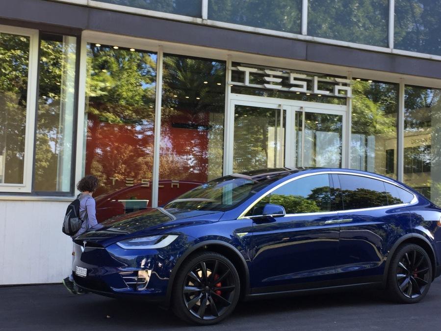 Tesla's Growing Popularity inSwitzerland